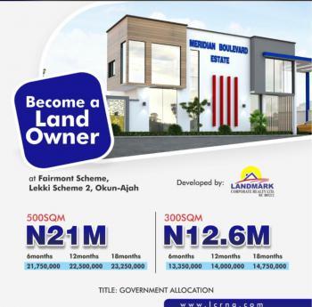 Buy & Build Land + C of O, Ogombo, Okun-ajah, Ajah, Lagos, Residential Land for Sale