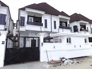 New House Spacious Compound 4 Bedroom Semi Detached Duplex with Bq, Osapa London By Shoprite, Osapa, Lekki, Lagos, Semi-detached Duplex for Sale