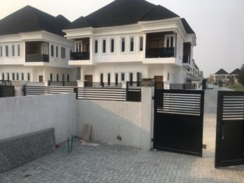 Luxury 4 Bedrooms Semi Detached Duplex in a Well Organized Estate, 5 Minutes Drive From Northwest Filling Station, Vgc, Lekki, Lagos, Flat for Sale