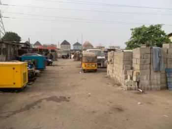 Commercial Land Measuring 1300 (sqm) Square Metres Facing Express, Lagos Badagry Expressway Adjacent Trade Fair Complex, Festac, Amuwo Odofin, Lagos, Land for Sale