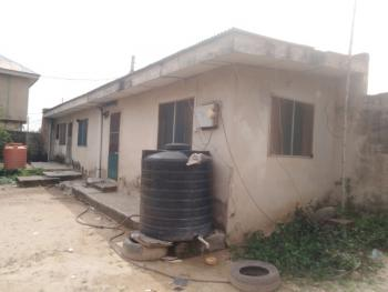 Half Plot of Land with C of O and Completed Structure., Ojokoro Newtown Estate, Agric, Ikorodu, Lagos, Mixed-use Land for Sale