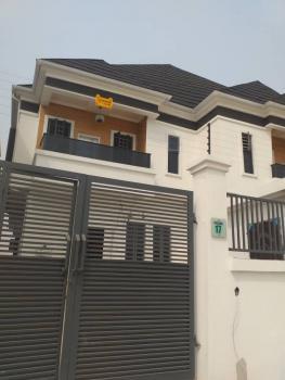 Four Bedroom Semi- Duplex with Bq, By 2nd Toll Gets, Lekki Phase 2, Lekki, Lagos, Semi-detached Duplex for Rent