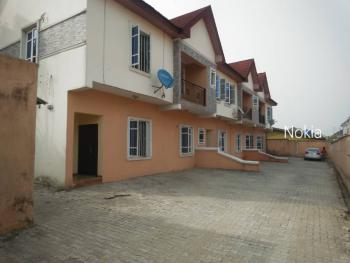 a 4 Bedroom Terraced Duplex, Greenland Estate Sangotedo, Ajah, Lagos, Terraced Duplex for Sale