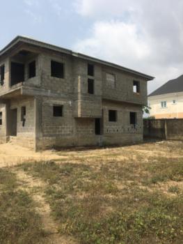 Four Buildings at Give Away Price:, Goodnews Estate, Sangotedo, Ajah, Lagos, Detached Duplex for Sale