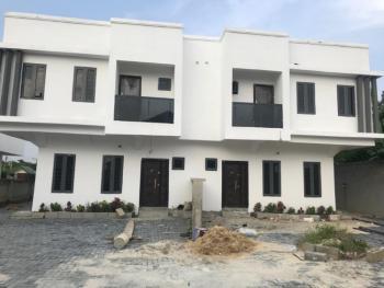 Brand New 4 Bedroom Semi Detached Duplex, Along Monastery Road, Sangotedo, Ajah, Lagos, Semi-detached Bungalow for Sale