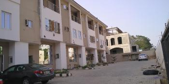 Luxuriously Finished 4 Bedroom Terraced Duplex with Bq in a Clean Neighbourhood, Close to Coza, Gusape District, Asokoro District, Abuja, Terraced Duplex for Sale