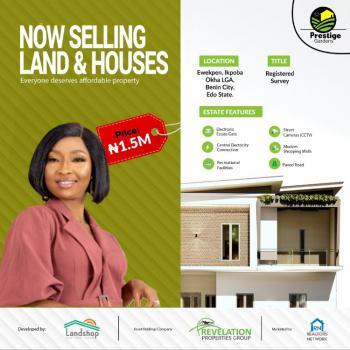 Land, Ikpoba Okha Lga, Along Benin Industrial Park Road, Benin City, Benin, Oredo, Edo, Mixed-use Land for Sale