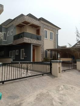 5 Bedroom Fully Detached Duplex with Bq, Carlton Gate Estate , Chevron Drive, Lekki, Lagos, Detached Duplex for Rent