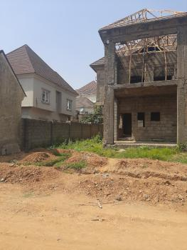 4 Bedroom Carcass Duplex, Saraha Estate, Gwarinpa, Abuja, Detached Duplex for Sale
