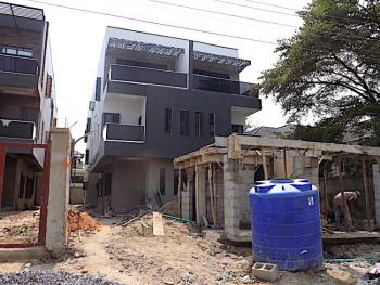 New House Lagoon View, Big Compound 5 Bedroom Semi Detached Duplex +bq, Parkview Estate, Ikoyi, Lagos, Semi-detached Duplex for Sale