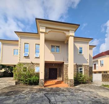 Spacious Luxury 5 Bedroom Mansion with 2 Rooms Duplex and Garden, Carlton Gate Estate, Lekki, Lagos, Detached Duplex for Rent
