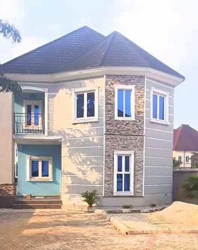 4 Bedroom Duplex with a Self Contained Bq in a Secured Estate, Unity Estate, Eliozu, Port Harcourt, Rivers, Detached Duplex for Rent