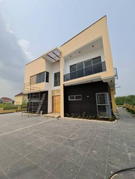 Top-notch Luxurious Smart 5 Bedroom Duplex with 2 Room Bq, Chevron Drive, Lekki, Lagos, Detached Duplex for Sale