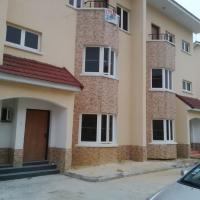 New 4 Bedroom Duplex with Bq Within an Estate for Sale at Lekki!!!, Golden Park Estate, Ajah, Lagos, Semi-detached Duplex for Sale