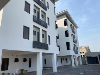 Luxury 2 Bedroom Apartment (not New), 2 Mins Drive After Pinnock Beach Estate, Osapa, Lekki, Lagos, Flat for Sale