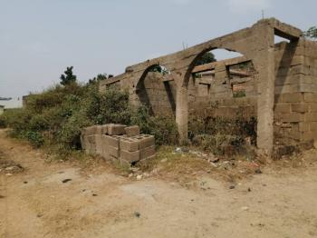 2 Bedrooms Bungalow on a Plot of Land, Idi-oro Zone 3, Olorunsogo Area, Off Amuloko Road, Olorunsogo, Oyo, Detached Bungalow for Sale