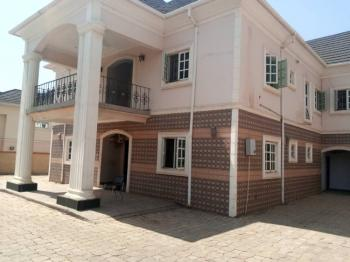 Semi Detached 5 Bedrooms Duplex with Guest Chalet and Bq, Gudu, Abuja, Semi-detached Duplex for Rent