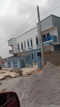 Luxury Newly Built 4 Bedroom Semi Detached Duplex with a Room Bq, Channels Tv Road, Isheri North, Lagos, Semi-detached Duplex for Sale