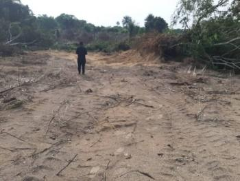 Plots of Land, Haven City Estate Adagbrasa, Warri, Delta, Residential Land for Sale