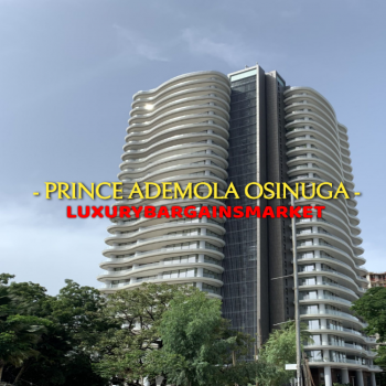 The Most Iconic & Tallest Building Yet, Old Ikoyi, Ikoyi, Lagos, Flat for Rent