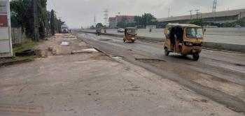 5 Acres of Land, Apapa Oshodi Expressway, Apapa, Lagos, Industrial Land for Sale