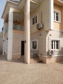 Beautiful 5 Bedroom Duplex with 1 Bedrom and Self Contained Bq, 2nd Avenue, Gwarinpa, Abuja, Semi-detached Duplex for Rent
