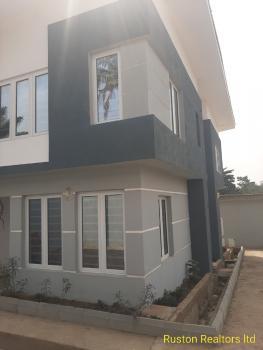 Luxury Detached 4 Bedroom Duplex with Bq, Ashi Bodija, Ibadan North, Oyo, Detached Duplex for Sale