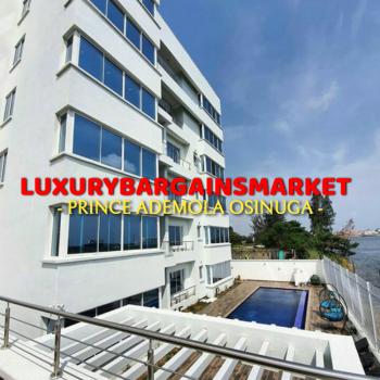 Beautiful Ground Floor Waterfront 3 Bedroom Apartment +bq +pool, Banana Island Estate, Banana Island, Ikoyi, Lagos, Flat for Rent
