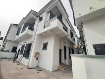 4 Bedroom Fully Detach Duplex +bq, Chevron Estate, Lekki, Lagos, Detached Duplex for Sale