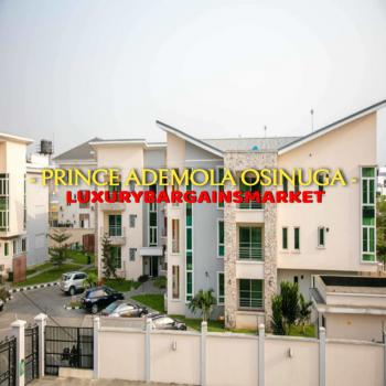 Waterfront Family Friendly Environment, Cheap 4 Bedroom Penthouse+2 Bq, Banana Island, Ikoyi, Lagos, Flat for Rent