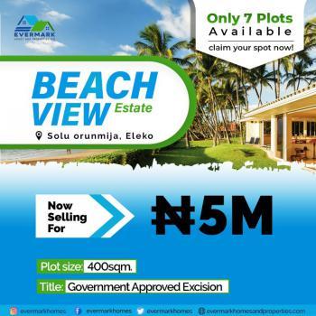 Beach View Estate, Eleko, Ibeju Lekki, Lagos, Mixed-use Land for Sale