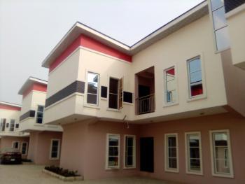 4 Bedroom Semi Detached Duplex, Ilasan, Lekki, Lagos, Semi-detached Duplex for Sale