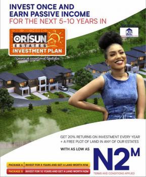 Orisun Estate Investment Plan, Aguda, Ogba, Ikeja, Lagos, Mixed-use Land Joint Venture