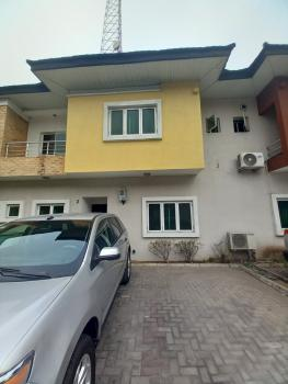 3 Bedrooms Terraced Duplex (serviced), Off Platinum Way, Ikate Elegushi, Lekki Phase 1, Lekki, Lagos, Terraced Duplex for Rent