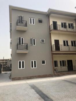 Tastefully Finished and Serviced 3 Bedrooms Flat, Oduduwa Way, Ikeja Gra, Ikeja, Lagos, Flat / Apartment for Rent