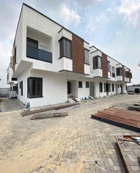 Beautiful 4 Bedroom Terraced Duplex with a B/q, Ajah, Lagos, Terraced Duplex for Sale