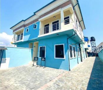 4 Bedroom Semi Detached Duplex, Chevron 2nd Tollgate, Lekki, Lagos, Flat for Rent