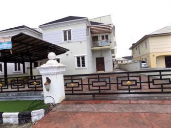 New 5 Bedroom Duplex with Bq in a Secured Gated Estate+good Facilities, Lekki County Estate, Lekki, Lagos, Detached Duplex for Sale