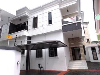 Big Compound to Park 9 Cars Comfortably 5 Bedroom Fully Detached + Bq, Ikota Villa Estate, Ikota, Lekki, Lagos, Detached Duplex for Sale