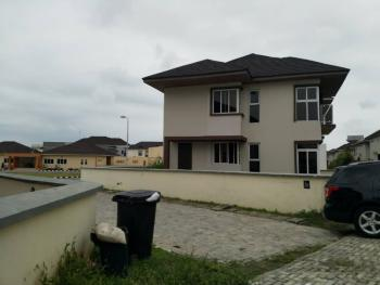 5 Bedroom Fully Detached House Carcass with, Shoprite Road, Pinnock Beach Estate, Osapa, Lekki, Lagos, Detached Duplex for Sale