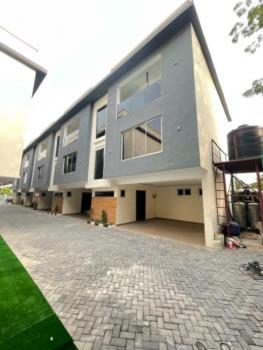 Luxury 4 Bedroom Terrace Duplex, Victoria Island (vi), Lagos, Terraced Duplex for Sale