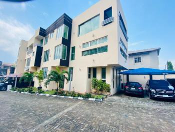 3 Bedroom Mansionnette in a Serene Atmosphere, Roland Court, Ikate Elegushi, Lekki, Lagos, Terraced Duplex for Sale