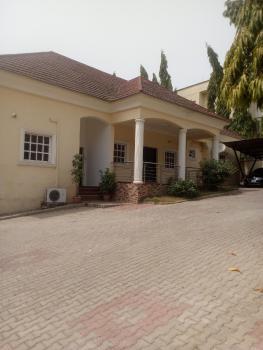Four 4 Bedrooms Bungalow, Ibrahim Babangida, Boulevard, Maitama District, Abuja, Detached Bungalow for Rent
