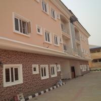 Exquistely Built & Serviced Block of 6nos, 3bedrooms Flat + Bq, Off Olusegun Obasanjo Way, Wuye, Abuja, Nigera, Wuye, Abuja, Flat for Rent