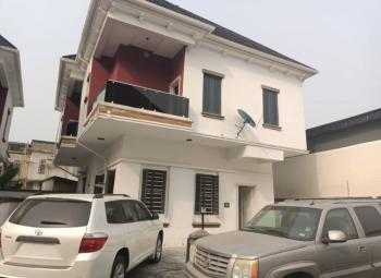 Brand New Detached Luxury 4 Bedroom Detached Duplex 24 Hours Light, Chevron, Lekki, Lagos, Detached Duplex for Rent