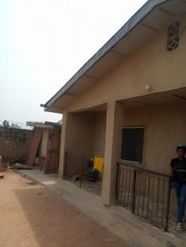 5 Rooms Face Me and Face You with 3 Rooms Bq, Aba Nla, Alafara, Ologuneru, Ibadan, Oyo, Detached Bungalow for Sale