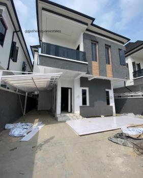 Brand New 5 Bedroom Fully Detached Duplex House  with a Bq, Chevron, Lekki, Lagos, Detached Duplex for Sale