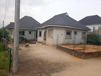 Well Located and Durably Built Shell Units Detached Bungalow, Glims Estate/ Conerstone, Uzuoba, Port Harcourt, Rivers, Detached Bungalow for Sale