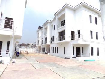 New House 4 Bedroom Terraced Duplex with Constant Electricity, Osapa London, Osapa, Lekki, Lagos, Terraced Duplex for Sale