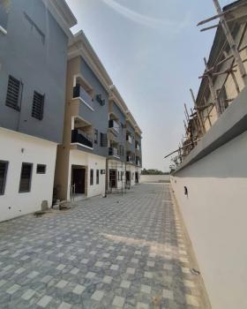 5 Bedrooms Townhouse with Maids Room, Abraham Adesanya, Ajah, Lagos, Terraced Duplex for Sale